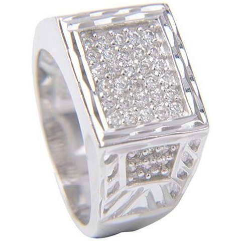 925 Sterling Silver Casual Ring For Gents Ring