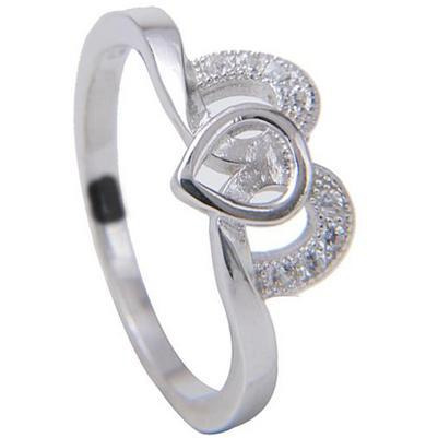 Fancy Ring For Girls 925 Sterling Silver