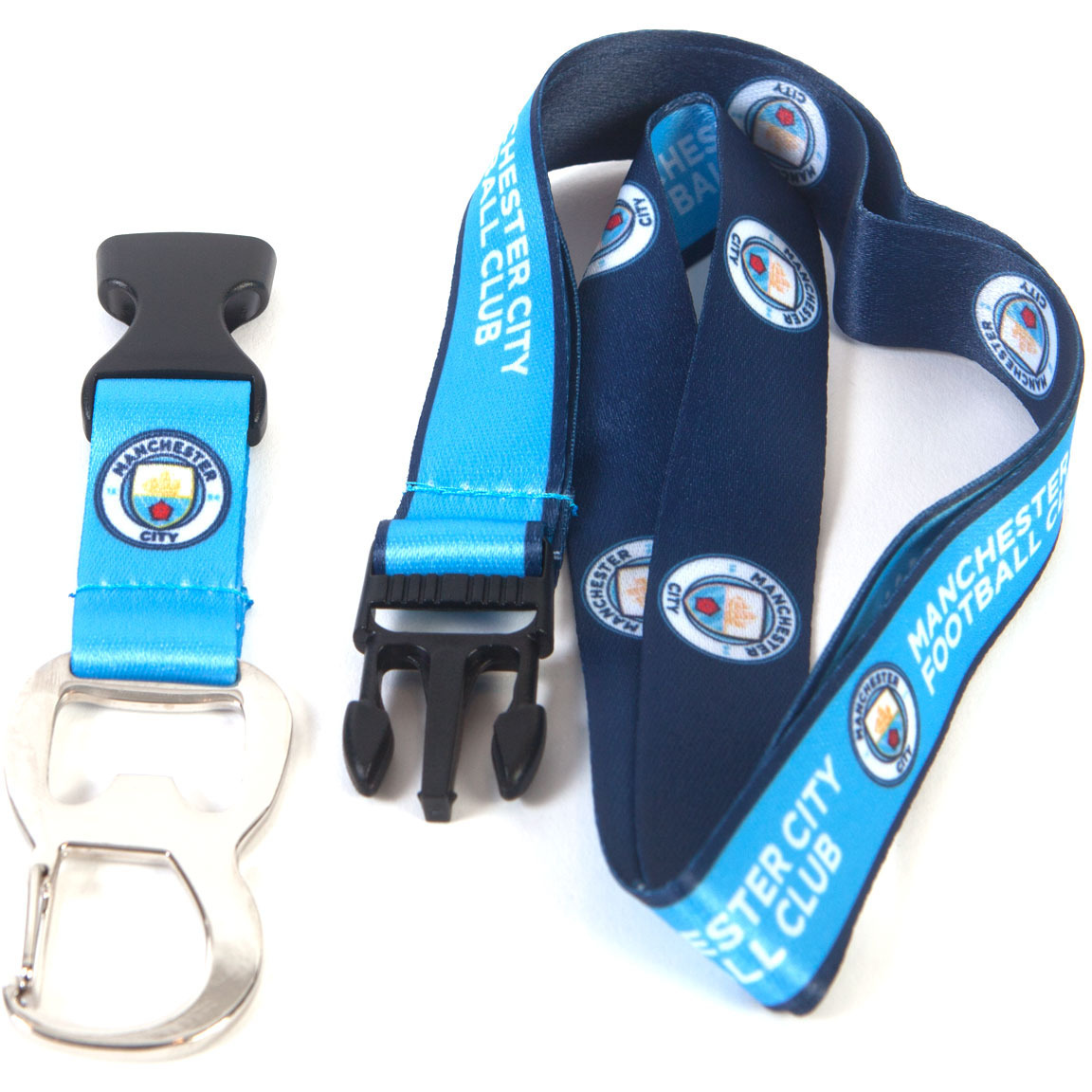 Manchester City F.C. Lanyard Bottle Opener WH