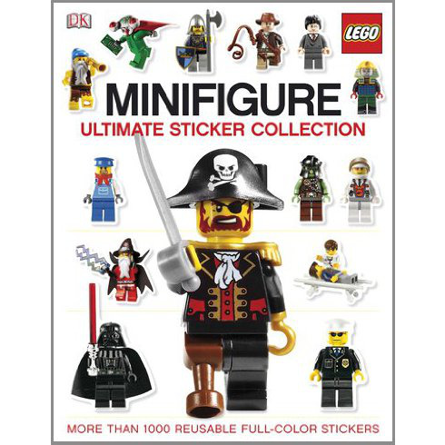 Lego Minifigure Ult Coll Stickers
