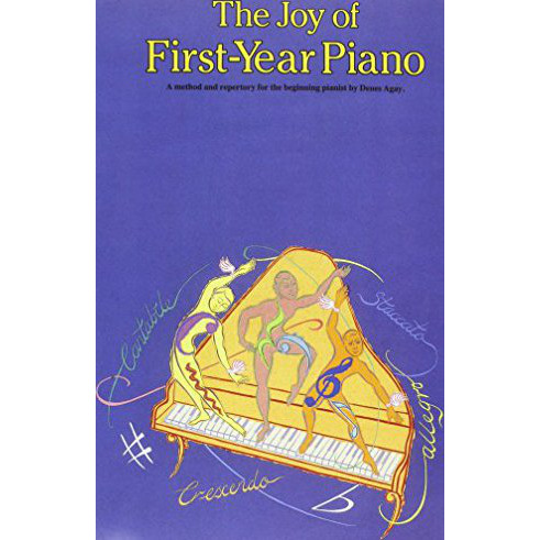 Joy Of First Year Piano
