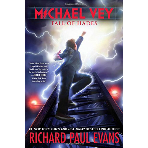 Michael Vey06 Fall Of Hades