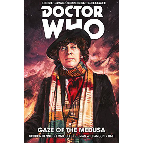 Dr Who The Fourth Doctor V01 Gaze Of The