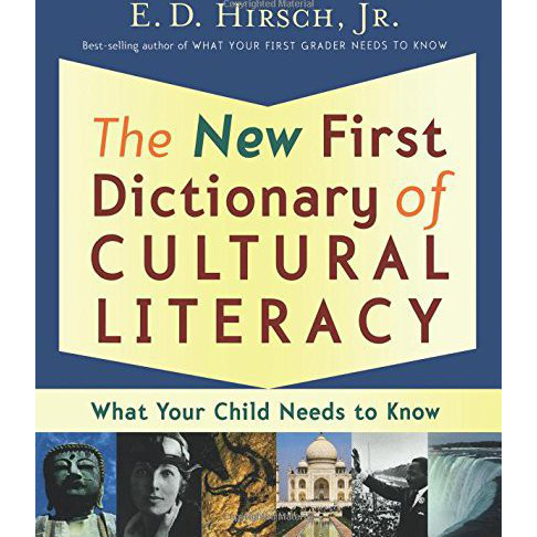 New First Dictionary Of Cultural Lit